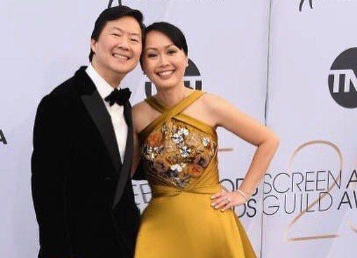 Ken Jeong Wife Tran Jeong Wiki Bio Birthday Age Height Twins
