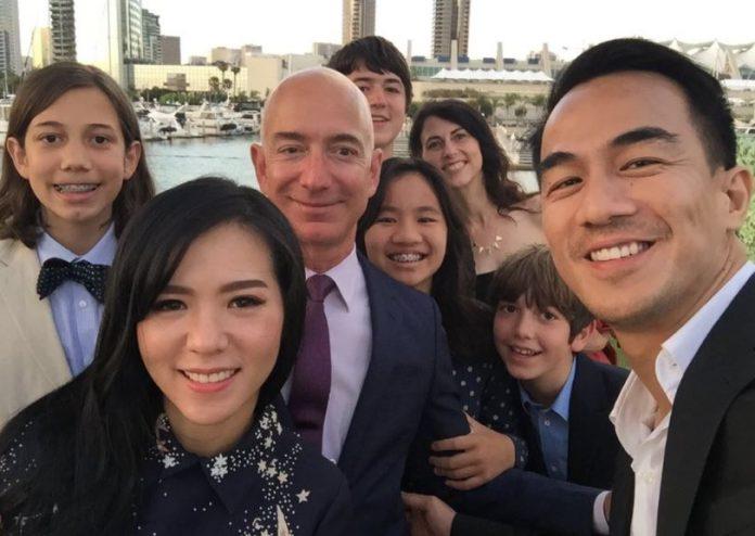 Preston Bezos birthday