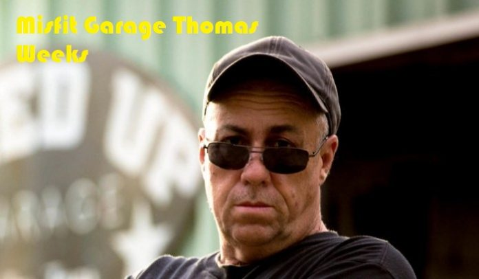 Thomas Weeks net worth 2019
