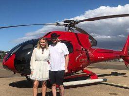 Jane Bunn and husband Michael Bunn