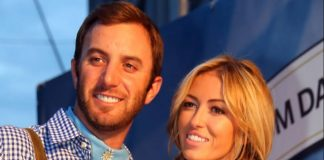 dustin johnson paulina gretzky married
