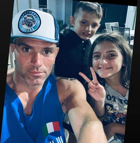 vincenzo palumbo big brother wife and kids