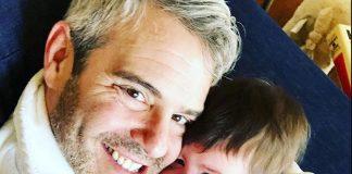 Benjamin Allen Cohen Andy Cohen Son