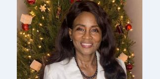 Joan Wicks Amanda Gorman mother wiki