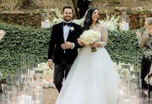 Cassie Zebisch Husband James Schienle