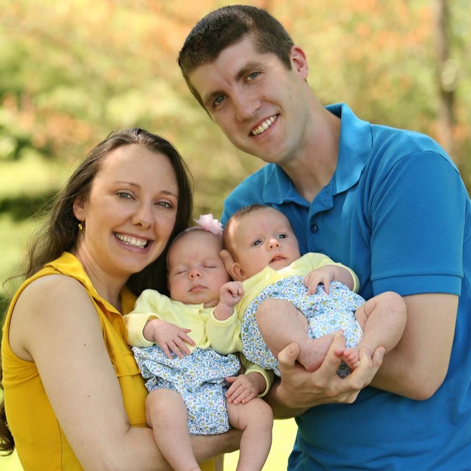Deanna Lynn Husband and Daughter